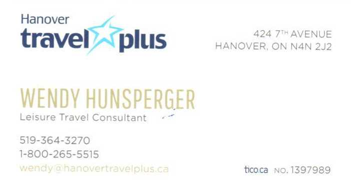Hanover Travel Plus